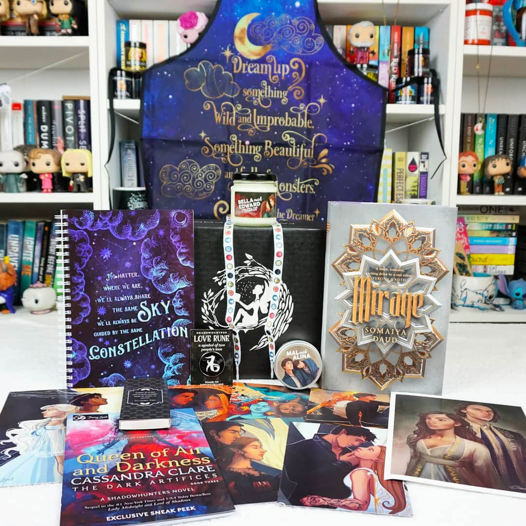 september starcrossed swoons 2018 unboxing