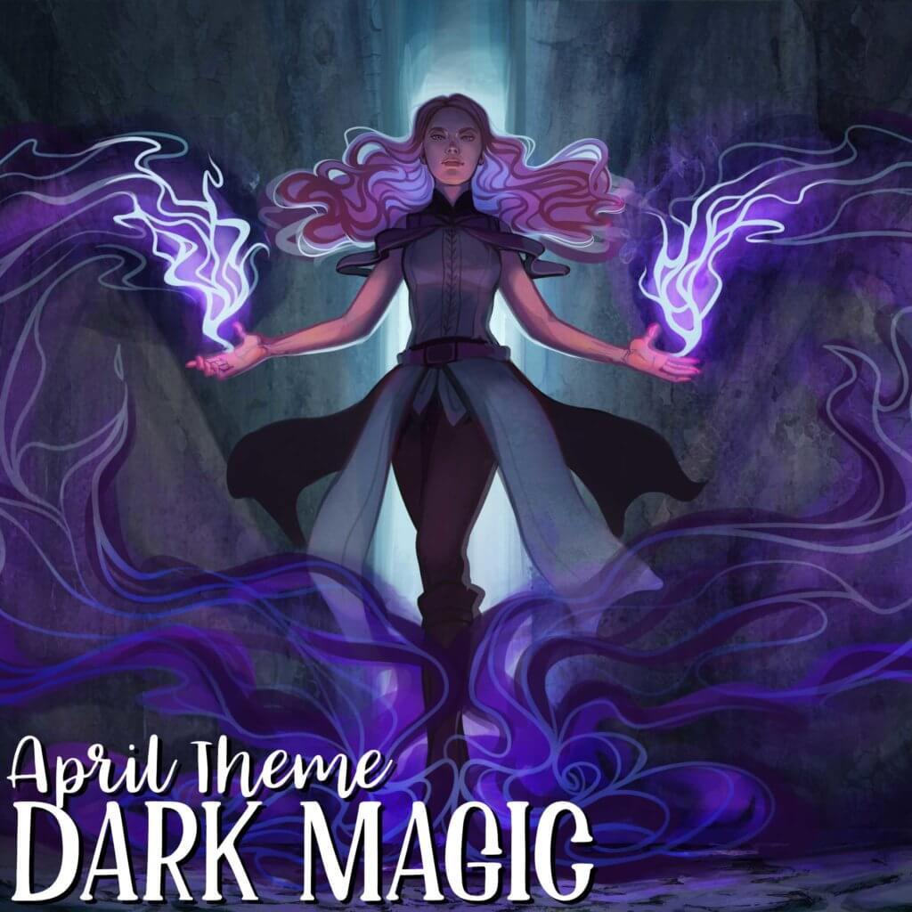 FairyLoot April Theme 2019 Dark Magic