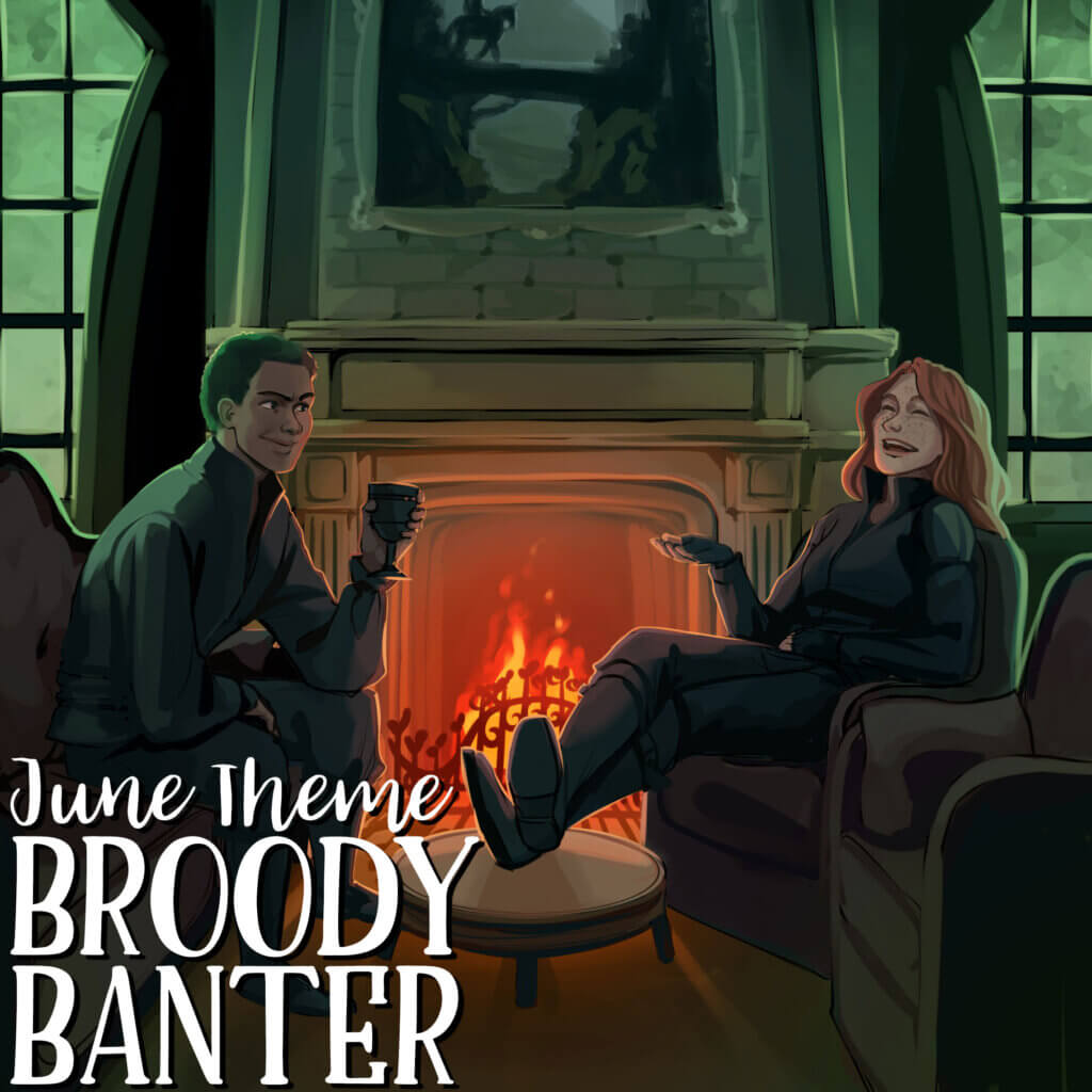 Image result for broody banter fairyloot