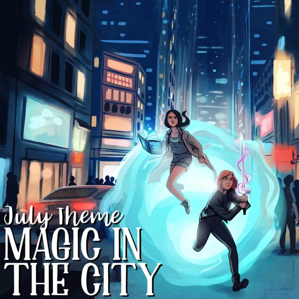 Image result for fairyloot magic in the city