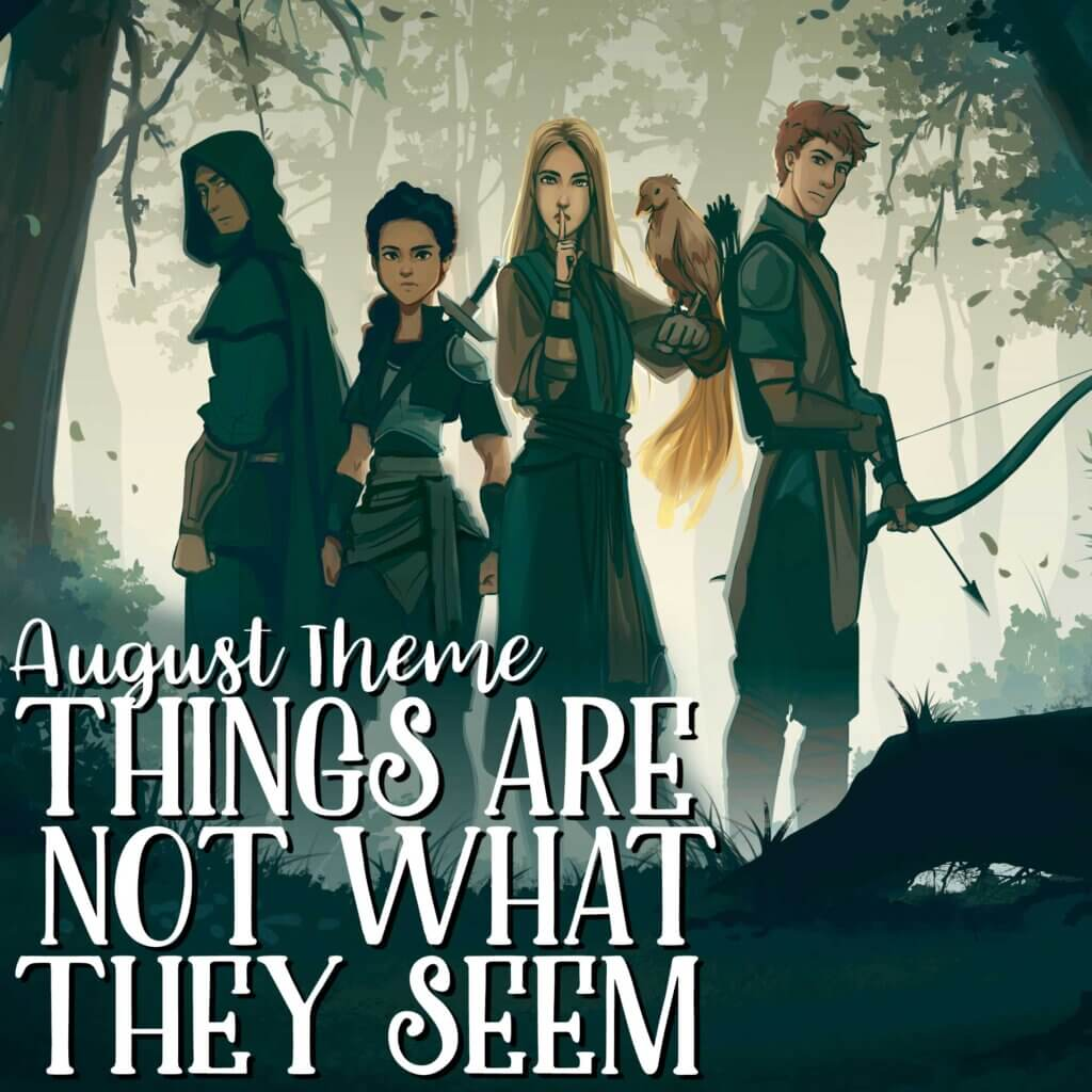Image result for things are not what they seem fairyloot