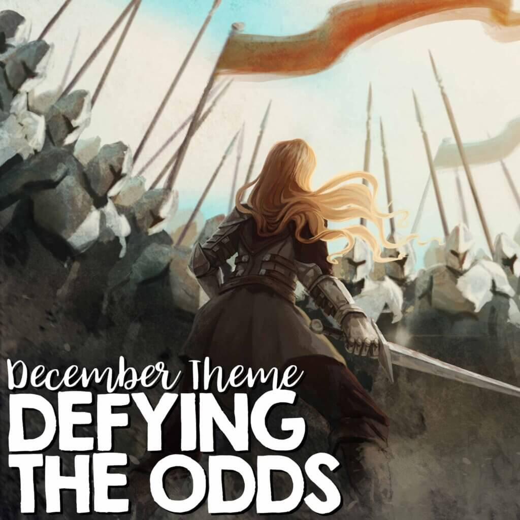 Image result for defying the odds fairyloot